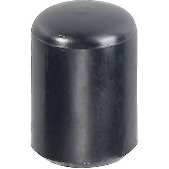 PB Fastener 009 0040 220 03 Pipe Cap Black