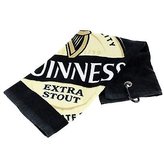 Guinness Cotton Golf Towel