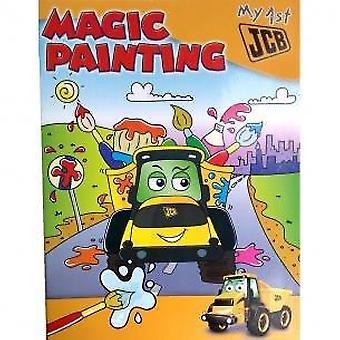 JCB A993 / JCB magia livro de pintura