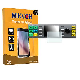 Blackmagic Teranex 3D Screen Protector - Mikvon flexible Tempered Glass 9H (Retail Package with accessories)