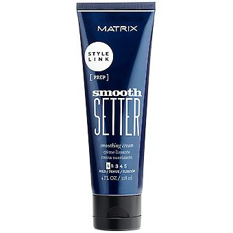 Matrix Crema de alisado Smooth Setter 118 ml (Hair care , Styling products)