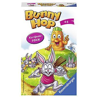 Ravensburger jeu Bunny Hop lapins course Pocket