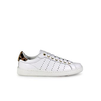 DSQUARED2 SANTA MONICA PONY WHITE SNEAKER