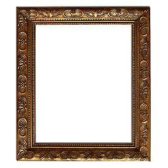 20 x 25 cm eller 8 x 10 tommer fotoramme i guld