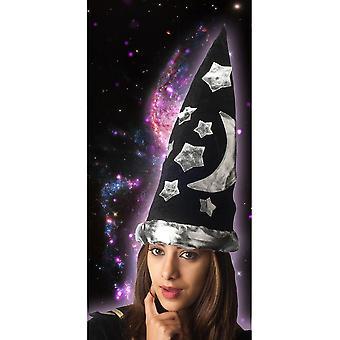 Hüte Zaubererhut schwarz
