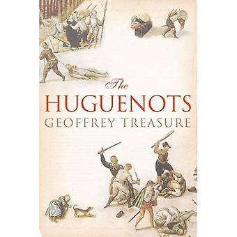 Huguenots بالكنز جيفري-كتاب 9780300208665