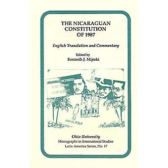La Constitution nicaraguayenne de 1987 - traduction anglaise et observations
