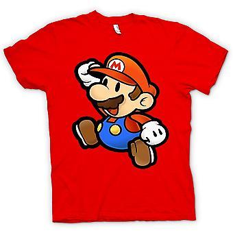 Kinder T-shirt - Super Mario - Spieler