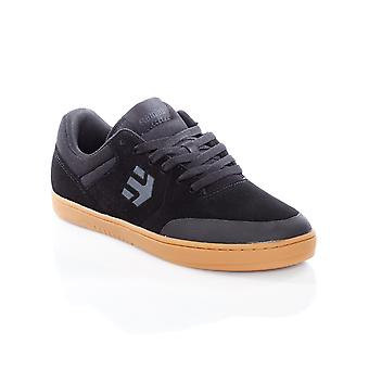 Etnies Black-Dark Grey-Gum Marana Shoe
