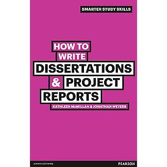 Hvordan skrive avhandlinger & Project-rapporter (2nd edition) av Jonatha