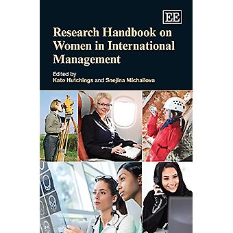 Research Handbook on Women in International Management by Kate Hutchn