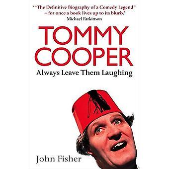 Cooper de Tommy: Deixá-los sempre a rir: A biografia definitiva de uma lenda de comédia