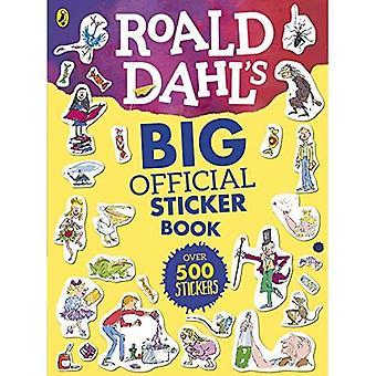Roald Dahl's Big Official Sticker Book - Roald Dahl