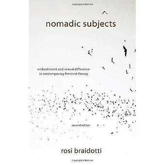 Nomadiska ämnen: Kroppslighet och sexuella skillnaden i modern feministisk teori: 2: kroppslighet och skillnaden i modern feministisk teori