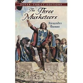 The Three Musketeers (Thrift Edition) (Dover Thrift Editions)
