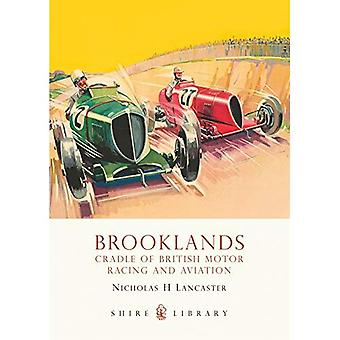 Brooklands (Shire Library)