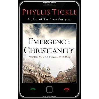 Emergence Christianity: What It Is, Where It Is Going, and Why It Matters