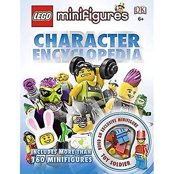 LEGO minifigurer: Character Encyclopedia