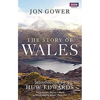 L'histoire du pays de Galles