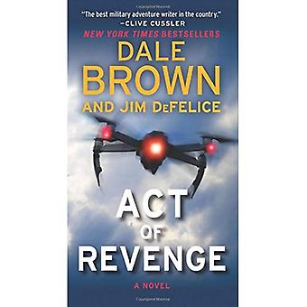 Act of Revenge: A Puppet Master Thriller (Puppetmaster)