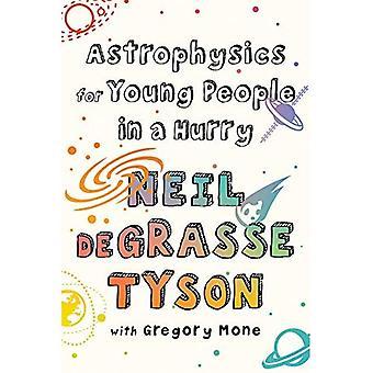 Astrofysica voor jongeren in een haast