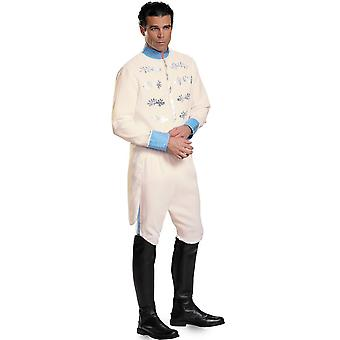 Cinderella's Prince Costume for Adult