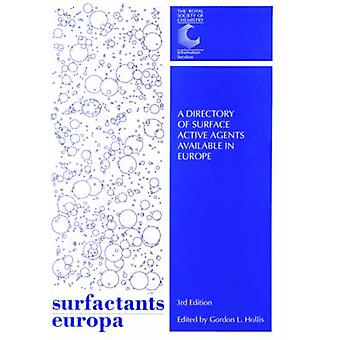 Surfactants Europa by Hollis & Gordon L