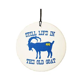 Still Life In The Old Goat Car Air Freshener