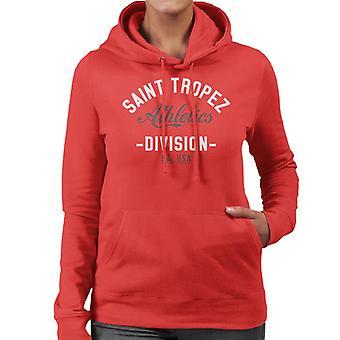Saint Tropez friidrett divisjon kvinner Hettegenser