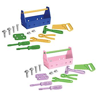 Green Toys Tool Box with Tools
