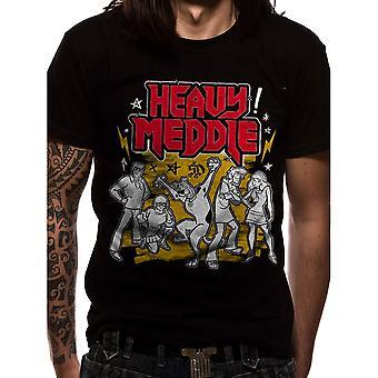 Men's Scooby Doo Heavy Meddle Retro T-Shirt