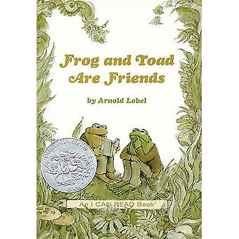 Frog and Toad Are Friends by Arnold Lobel - Arnold Lobel - 9780060239