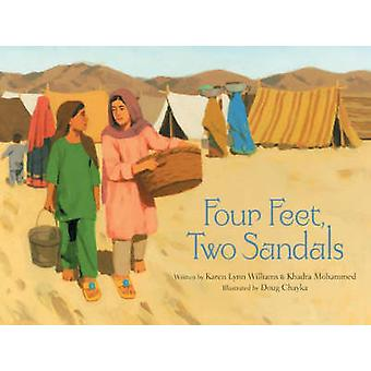 Four Feet - Two Sandals by Karen Lynn Williams - Khadra Mohammed - Do