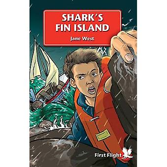 Shark's Fin Island by Jane West - Pete Smith - 9781844248384 Book