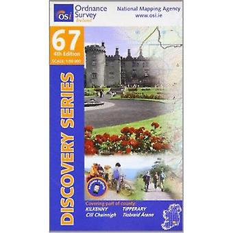 Kilkenny - Tipperary (4th Revised edition) by Ordnance Survey Ireland