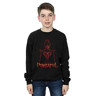 Disney Boys Aladdin Movie Jafar All Powerful Sweatshirt