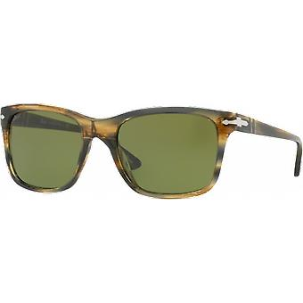 Persol 3135S striped Brown/grey green