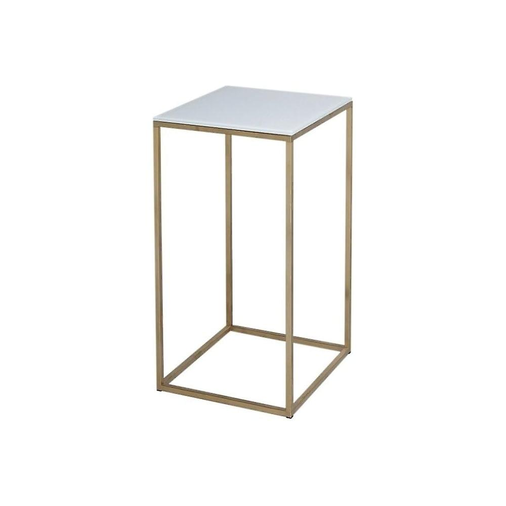 Contemporary Metal or And Glass blanc Space Gillmore Square ...