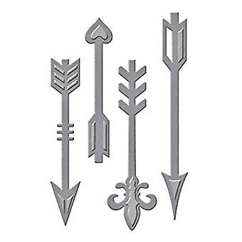 Spellbinders Die D-Lites Ornate Arrows (S1-014)