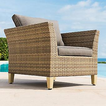 Lounge fauteuil - rattan