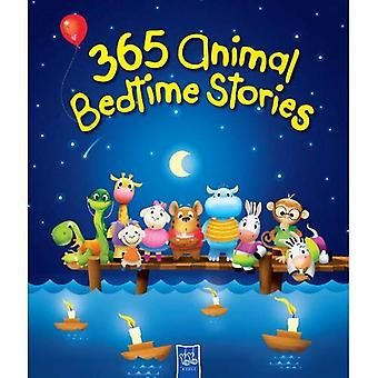 365 Animal Bedtime Stories