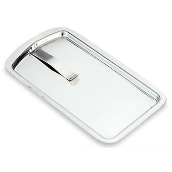 Ibili Changes tray Inox Bistrot 17X10,50 Cm (Kitchen , Wine and Bar , Bar Accessories)