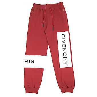 Givenchy Jogging Pant Dark Red