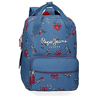 Pepe Jeans Pam Backpack 40.6 centimeters 15.6 Multicolor