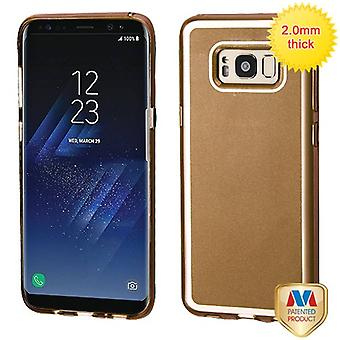 MYBAT Gold Premium Candy Skin Cover  for Galaxy S8 Plus