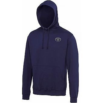 Toyota Car Embroidered Logo - Hoody