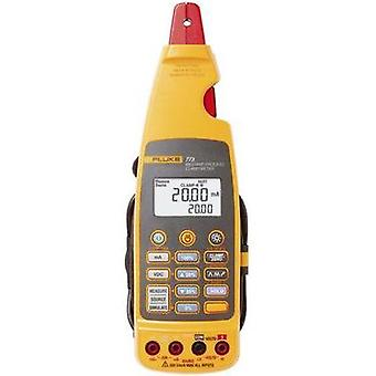 Clamp meter, Handheld multimeter digital Fluke 773 Calibrated to: Manufacturer's standards (no certificate) Current draw