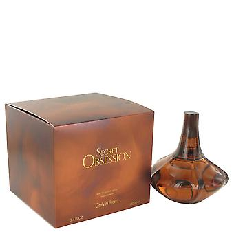 Secret Obsession By Calvin Klein Edp Spray 100ml