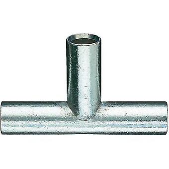 T connector Not insulated Metal Klauke TV6 1 pc(s)
