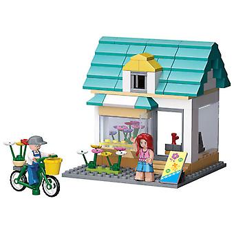 Sluban Town Florist 149 Pieces (Toys , Constructions , Buildings)